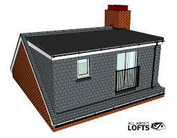 Dormer Extension Plans Types Of Loft Conversions Flat Roof Dormer Loft Conversion