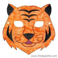 lion mask for kids printable animal masks craft kids crafts firstpalette