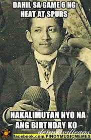 Jose Meme - jose rizal philippines national hero funny meme jokes funny