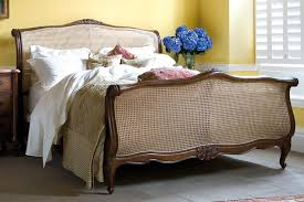 corbiere french style cane bed and so to bed