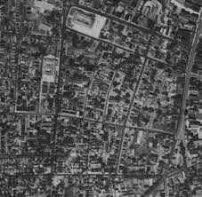 aerial maps 1934 connecticut fairchild aerial photography map mash up and