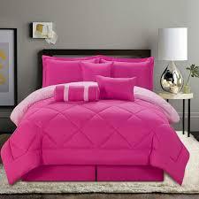 All Pink Bedroom - bedroom marvelous pink queen size comforter sets for bedroom