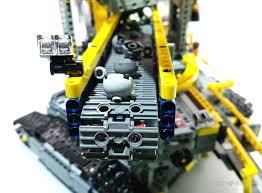 lego bucket wheel excavator review biggest technic set ever