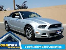 2014 ford mustang cost used 2014 ford mustang convertible pricing for sale edmunds