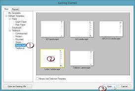 layout sketchup quick document creation in layout mastersketchup com