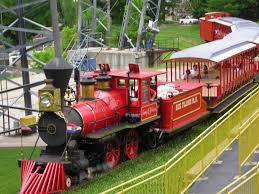 Bus To Six Flags St Louis The Amusement Park Railroad Thread Page 2 Other Amusement