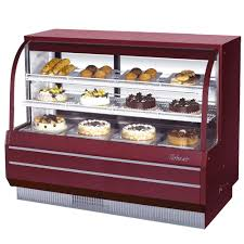 Merchandise Display Case Refrigerated Bakery Display Cases Dry Bakery Display Cases