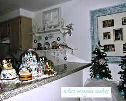 christmas shelf ideas