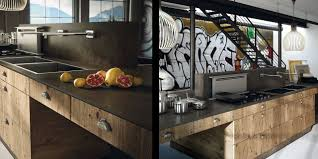 cuisine bois massif contemporaine cuisine design en bois contemporain cuisines