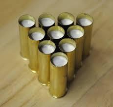 reloading brass shotgun shells my way