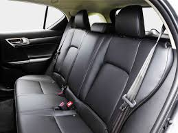 lexus seat belt warranty current ev