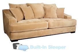 Microfiber Sleeper Sofa Cooper Microfiber Sleeper Sofa At Gardner White