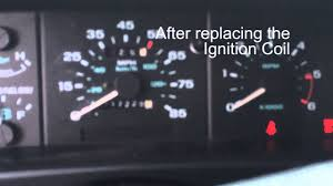 1994 ford ranger with a bad ignition coil youtube