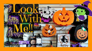 spotlight halloween decorations halloween decorations at the dollar tree 2017 youtube
