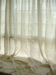 Battenburg Lace Curtains Panels Cotton Lace Curtains Lace Panels Cotton Nottingham Style Rennie