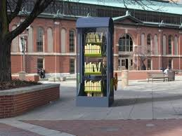 public art projects will double as tiny libraries