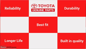 toyota website india toyota plans online sale of spare parts in india edit now launched