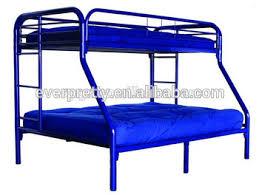 High School Twin Queen Metal Bunk BedsMetal Children Bunk Bed - High bunk beds