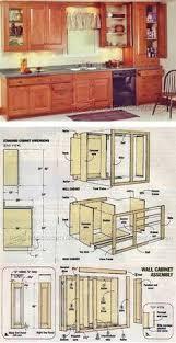 kitchen cabinet diy plans google search kitchen pinterest