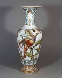 Antique Glass Vases Value Antique Glass Baccarat Glass Opaline Glass Vase M S Rau