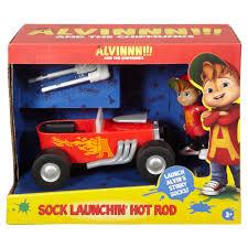Alvin And The Chipmunks Christmas Ornament - alvin and the chipmunks sock launchin u0027 hotrod walmart com