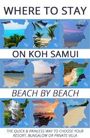 where to stay on koh samui the best beach by beach guide best
