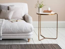 high jinks side table brass and marble side table loaf