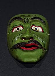 cheap masks cheap balinese tourist mask from 1960 s masks of the world