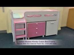 Cabin Bed Frame Julian Bowen Kimbo Cabin Bed Frame