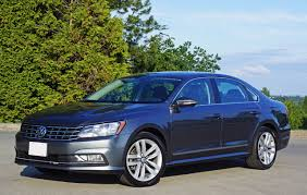 volkswagen passat r line blue 2017 volkswagen passat 1 8 tsi highline road test review
