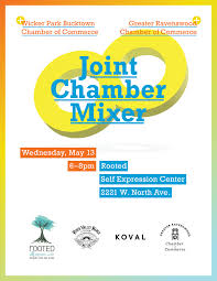 joint chamber mixer with wicker park bucktown ravenswood chicago