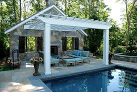 Roofing For Pergola by Pergola And Patio Cover Pictures Gallery Landscaping Network