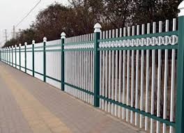 ornamental aluminum fence ideal for promises security