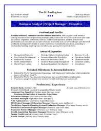 Systems Analyst Resume Example by 10 Business Analyst Resume Sample Samplebusinessresume Com