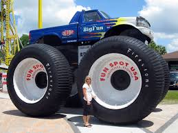 monster trucks bigfoot monster truck big foot 7 advertised on the web as big foo u2026 flickr