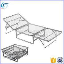 Metal Bed Frames Single by Single Folding Metal Bed Single Folding Metal Bed Suppliers And