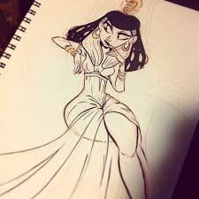161 best drawing disney style images on pinterest drawings