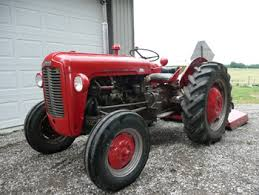 1957 massey ferguon 35 vintage tractor engineer