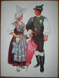 slovenian national costumes slavorum