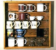 under cabinet coffee mug rack hanging coffee mug rack coffee mug rack cup hanging storage