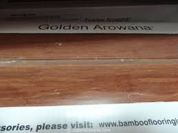 bamboo flooring costco golden arowana 14006