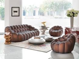 Contemporary Sofas India Roche Bobois New Delhi India Bubble Sofa Showroom Display