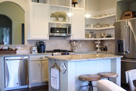 Painted Kitchen Cabinets Before After Best Chalk Painting Kitchen Cabinets All About House Design