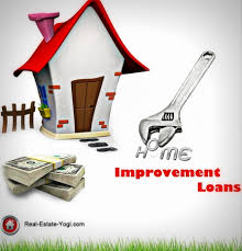 home improvement loans and home improvement loan requirements for
