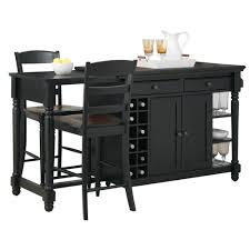 iron kitchen island kitchen islands carts large stainless steel portable kitchen
