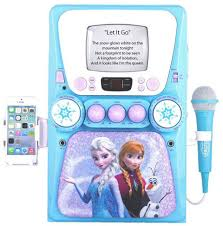 best deals on karaoke machines for black friday disney frozen karaoke machine with monitor plus bonus cd g and