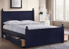 dillon bead board queen size bed cottage queen bed in orange county