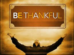 thanksgiving and christianity the word this week u2013 humans never value the blessings until it is