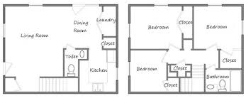 Two Level Floor Plans Cynthia Place