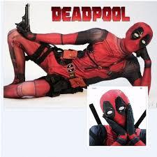 halloween full body suit popular deadpool spandex suit buy cheap deadpool spandex suit lots